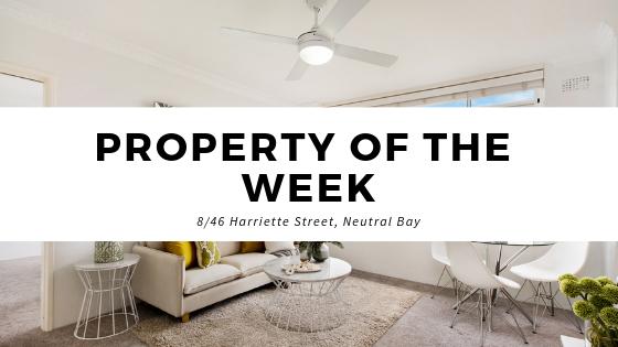8/46 Harriette Street, Neutral Bay