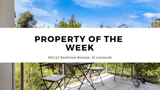 502/12 Duntroon Avenue, St Leonards