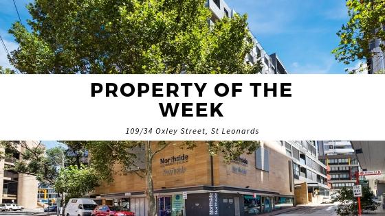 109/34 Oxley Street, St Leonards
