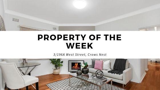 3/196A West Street, Crows Nest