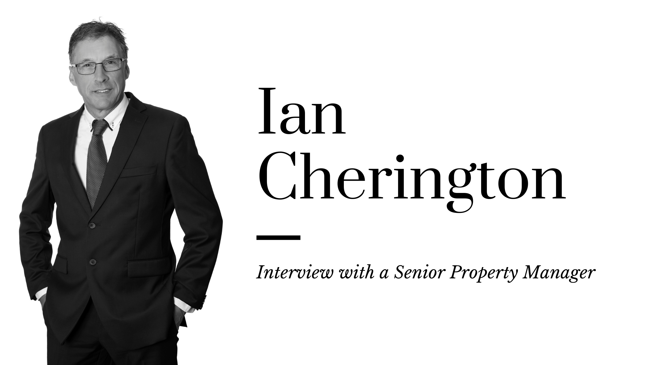 5 Minutes with Ian Cherington